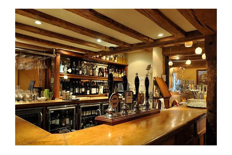 Bar - The George in Rye - Rye