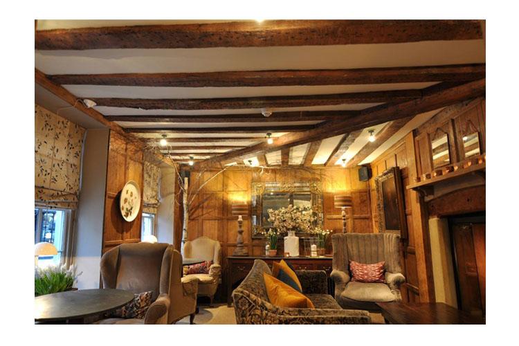 Lounge - The George in Rye - Rye