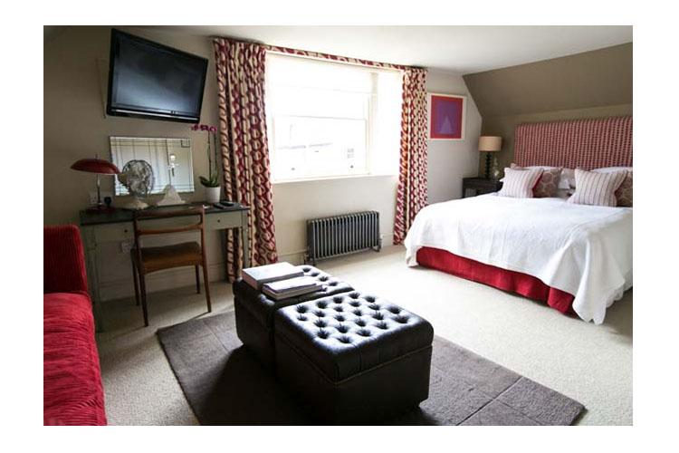 Luxury Room - The George in Rye - Rye