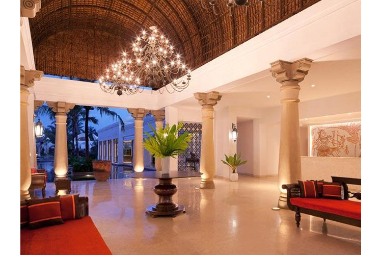 Reception - Vivanta by Taj - Bekal - Bekal