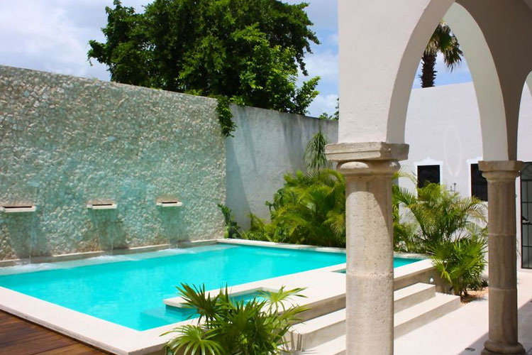 The diplomat boutique hotel a boutique hotel in merida for Hotel luxury merida