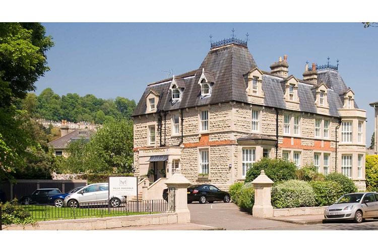 Facade - The Roseate Villa Bath - Bath