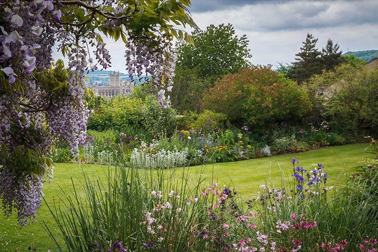 Garden - Paradise House Bath - Bath