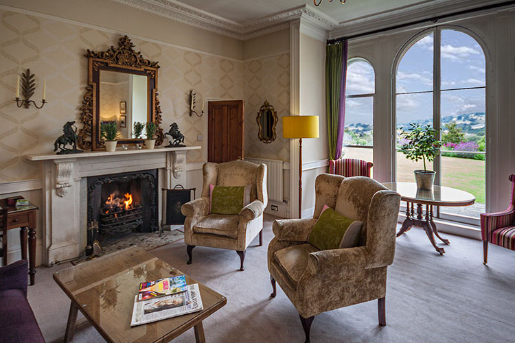 Lounge - Paradise House Bath - Bath