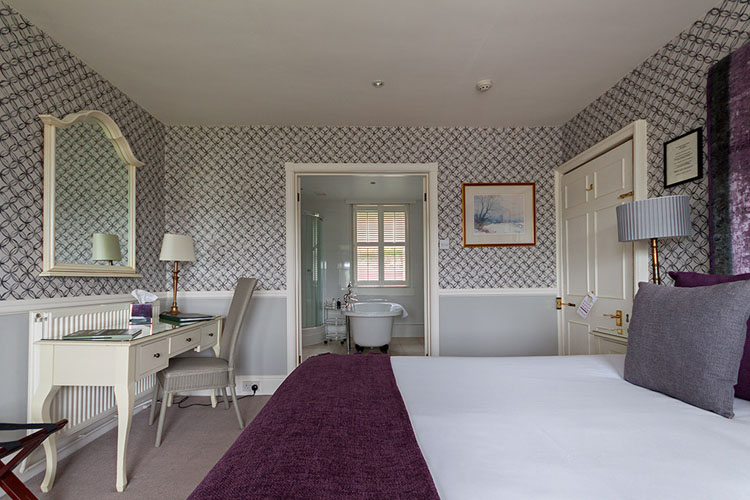 Executive Kingsize Double Room - Paradise House Bath - Bath