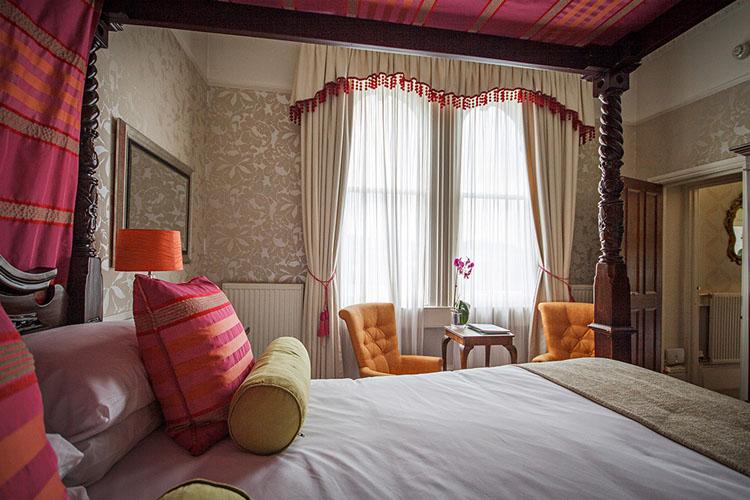 Superior Four Poster Room - Paradise House Bath - Bath