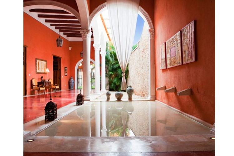 Interior - Hotel Hacienda Mérida VIP - Merida