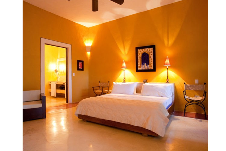 Hotel hacienda m rida vip ein boutiquehotel in merida for Small great hotels
