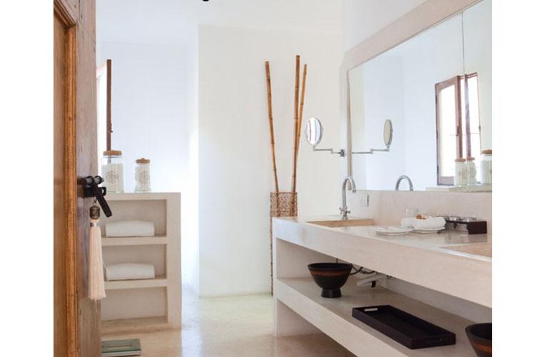 Bathroom - Hotel Hacienda Mérida VIP - Merida