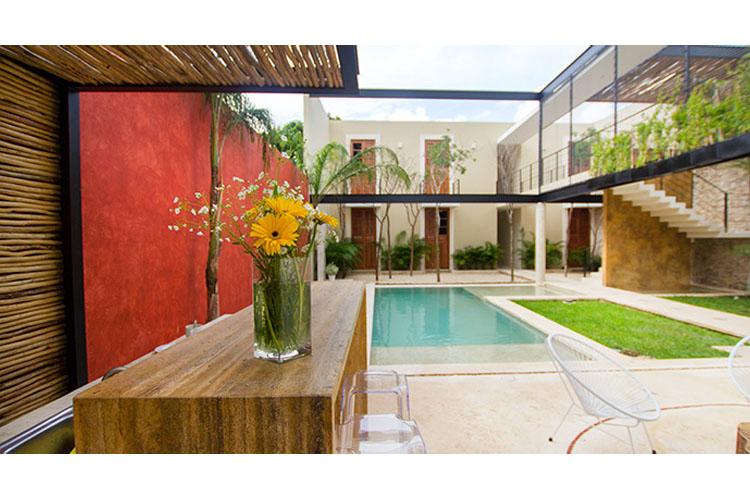 Koox casa de las palomas boutique hotel ein boutiquehotel for Art design boutique hotel imperialart