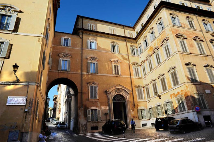 Nerva boutique hotel a boutique hotel in rome for Hotel boutique rome