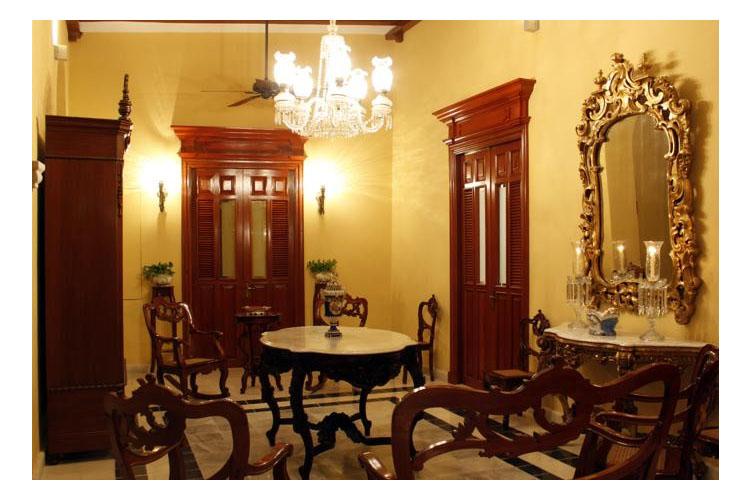 Interior - Casa Don Gustavo Hotel Boutique - Campeche