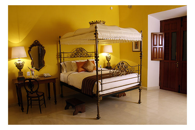 Junior Suite - Casa Don Gustavo Hotel Boutique - Campeche