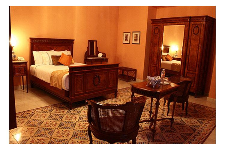 Master Suite - Casa Don Gustavo Hotel Boutique - Campeche