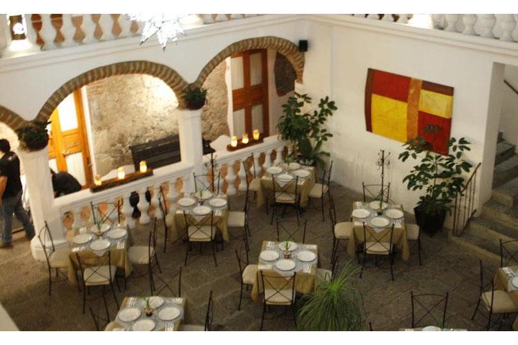 Exterior Dining Room - Alquería de Carrión Hotel Boutique - Atlixco