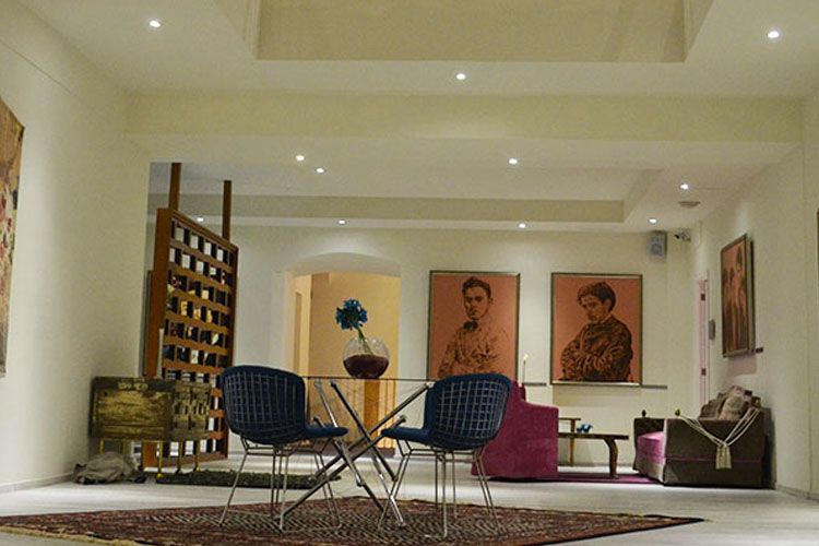 Common Area - Hotel Andante - Puebla