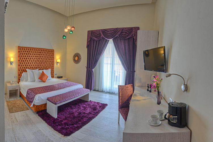 Suite Béla Bartók - Hotel Andante - Puebla
