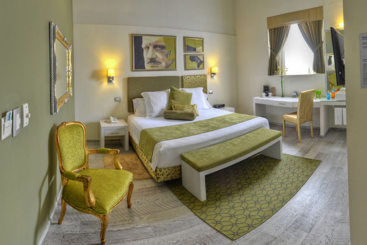 Suite Jean Sibelius - Hotel Andante - Puebla