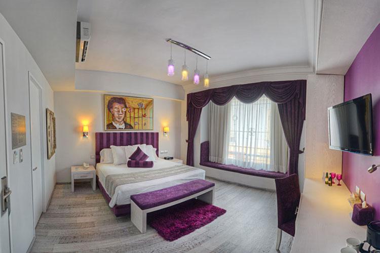Suite Gustav Mahler - Hotel Andante - Puebla