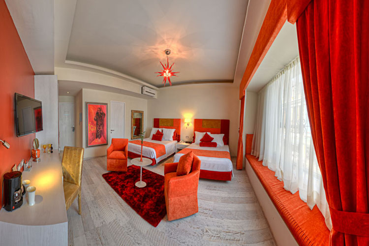 Suite Ígor Stravinski - Hotel Andante - Puebla