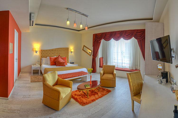 Suite Antonio Vivaldi - Hotel Andante - Puebla