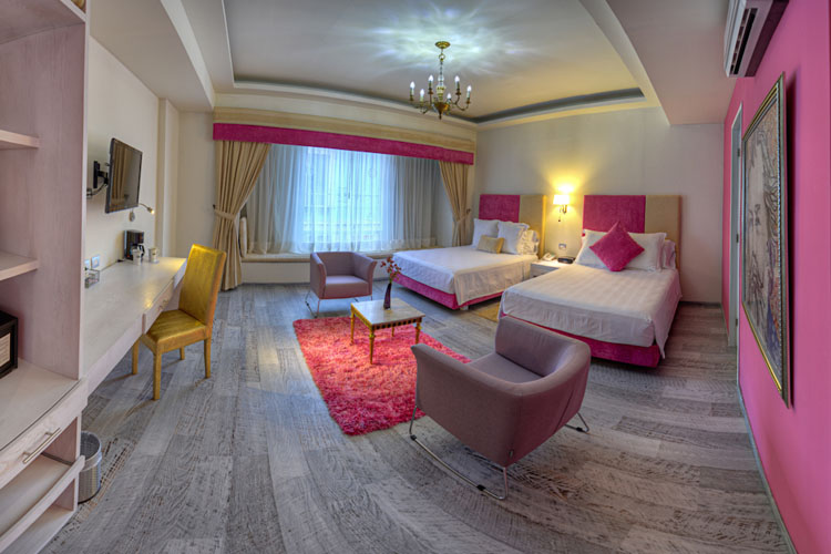 Suite Johannes Brahms - Hotel Andante - Puebla
