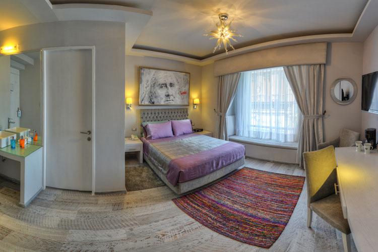 Suite Franz Liszt - Hotel Andante - Puebla