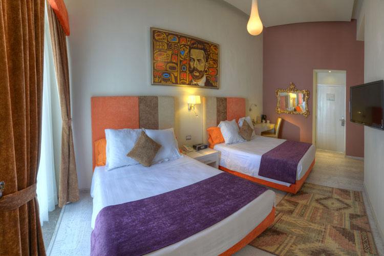 Suite Antonín Dvorák - Hotel Andante - Puebla