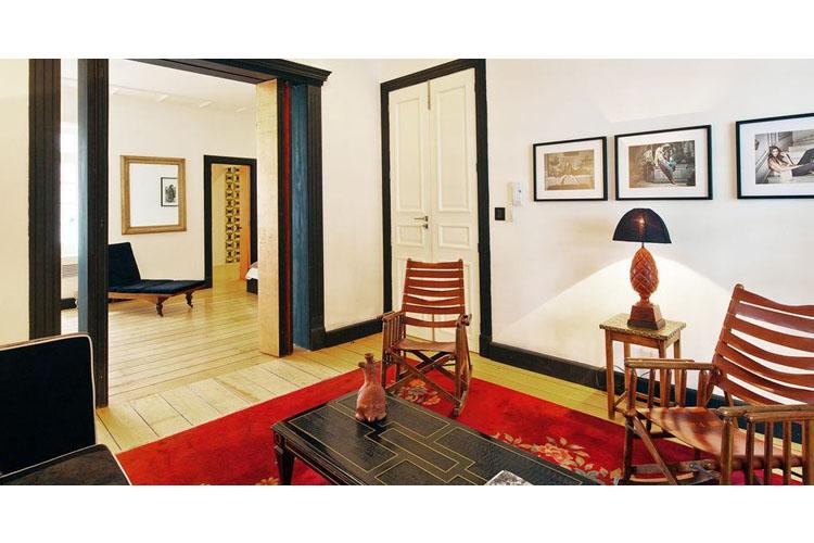 Suite El Patio - La Valise Hotel - Mexiko-Stadt