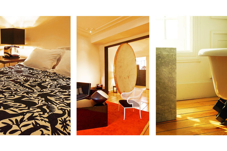 Suite La Luna - La Valise Hotel - Mexiko-Stadt