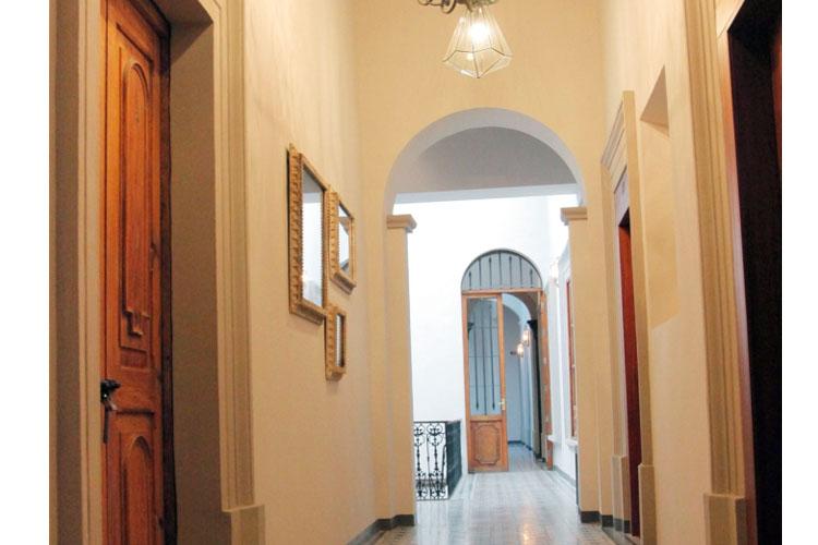 Interior - Hotel Madero - Querátaro