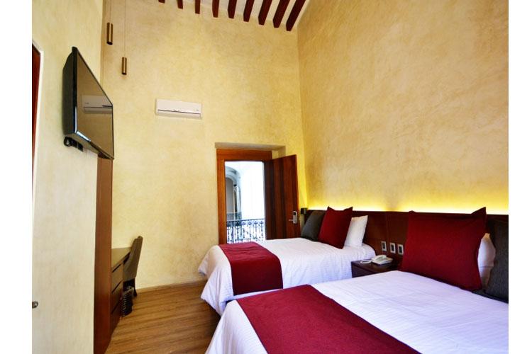 Double Room - Hotel Madero - Querátaro