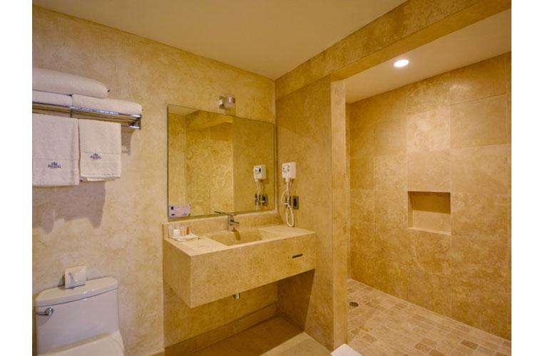 Bathroom - Hotel Madero - Querátaro