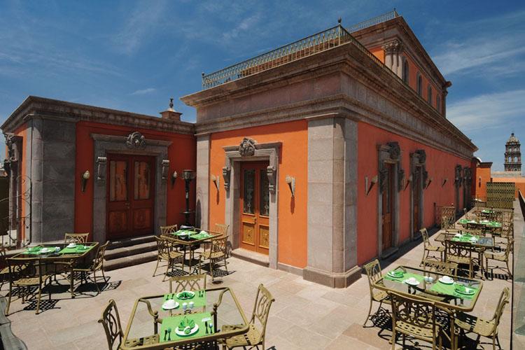 Hotel museo palacio de san agust n un hotel boutique en for Great small hotel