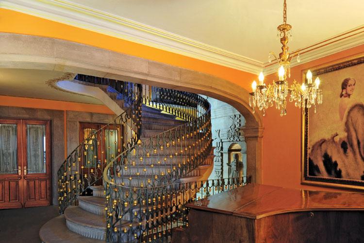 Hotel museo palacio de san agust n un hotel boutique en for Small great hotels