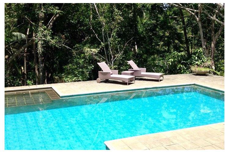 Pool - The River House - Balapitiya