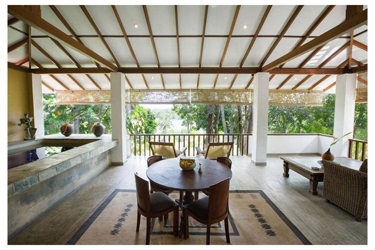 Common Area - The River House - Balapitiya