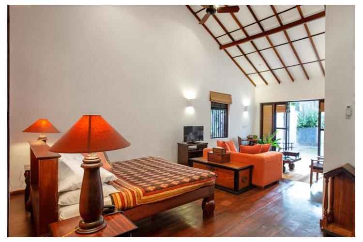 Double Room - The River House - Balapitiya