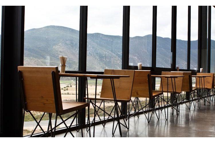 Dining Room - Encuentro Guadalupe - Ensenada