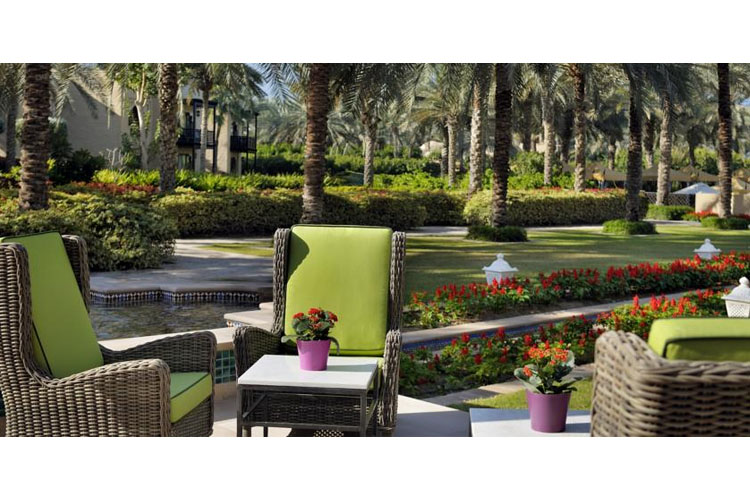 Residence spa at one only royal mirage a boutique for Boutique spa dubai