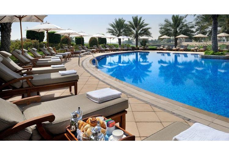 Pool - The Address Montgomerie Dubai - Dubai