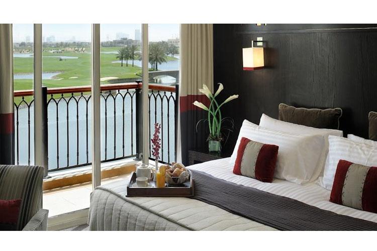 Premier Gold View Rooms - The Address Montgomerie Dubai - Dubai