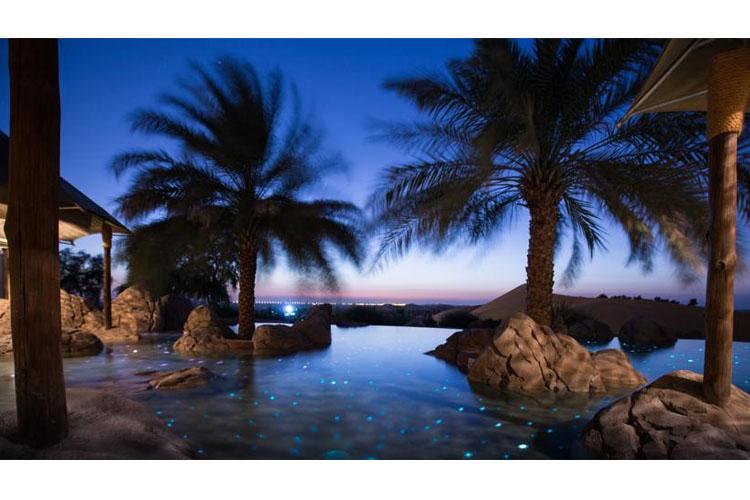 Pool - Telal Resort - Al Ain