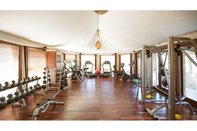 Gym - Telal Resort - Al Ain