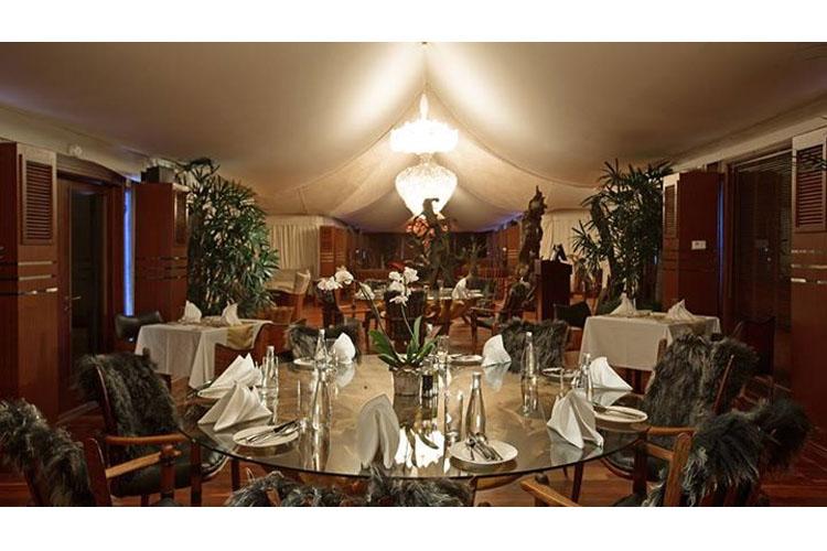 Dining Room - Telal Resort - Al Ain