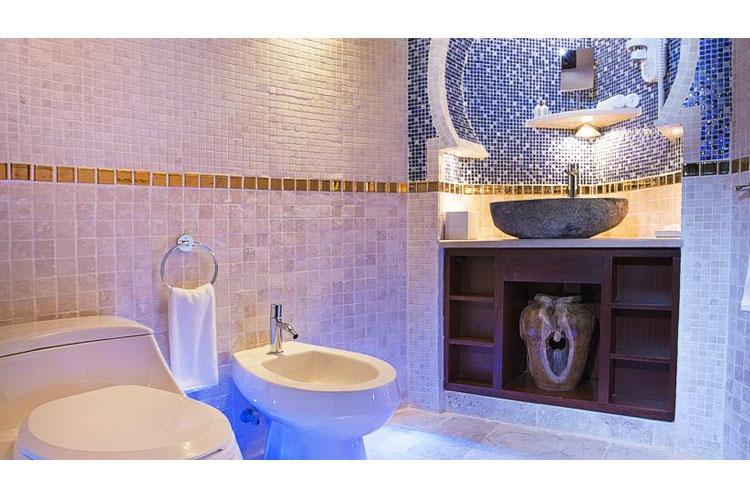 Bathroom - Telal Resort - Al Ain