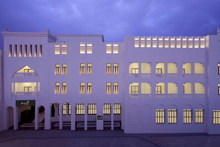 Al jasra boutique hotel ein boutiquehotel in doha for Was ist ein boutique hotel