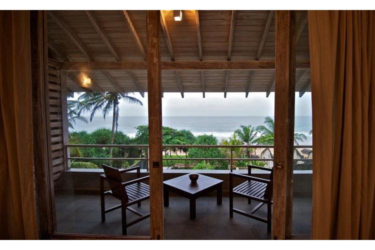 Balcony - Roman Beach - Hikkaduwa