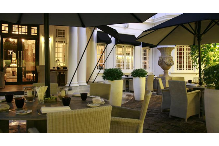 Exterior Dining Room - Paradise Hotel Tintagel Colombo - Colombo