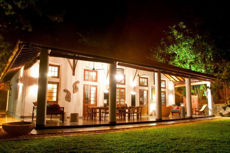 Villa Walauwa  - Eraeliya Villas & Gardens - Weligama